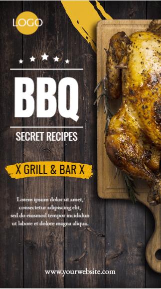 BBQ Secret Recipes