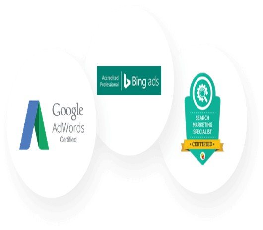We Are Certified For PPC Marketing
